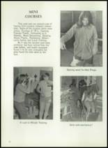 1974 Oakland Craig High School Yearbook Page 74 & 75