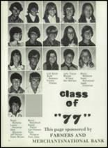 1974 Oakland Craig High School Yearbook Page 98 & 99