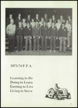 1974 Oakland Craig High School Yearbook Page 104 & 105
