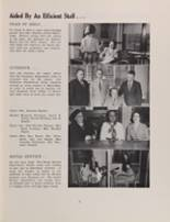 1950 Shortridge High School Yearbook Page 12 & 13