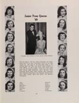 1950 Shortridge High School Yearbook Page 28 & 29