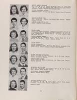 1950 Shortridge High School Yearbook Page 30 & 31