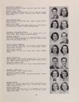 1950 Shortridge High School Yearbook Page 32 & 33