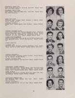 1950 Shortridge High School Yearbook Page 34 & 35