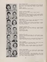 1950 Shortridge High School Yearbook Page 38 & 39