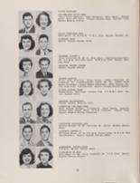 1950 Shortridge High School Yearbook Page 40 & 41