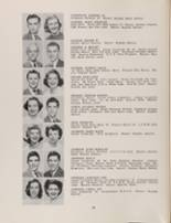 1950 Shortridge High School Yearbook Page 42 & 43