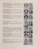 1950 Shortridge High School Yearbook Page 44 & 45