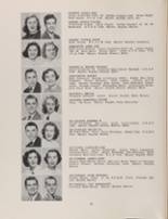 1950 Shortridge High School Yearbook Page 46 & 47