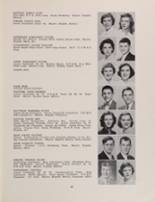 1950 Shortridge High School Yearbook Page 48 & 49