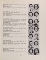 1950 Shortridge High School Yearbook Page 52 & 53