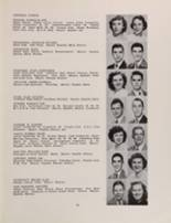 1950 Shortridge High School Yearbook Page 54 & 55
