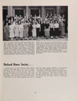 1950 Shortridge High School Yearbook Page 62 & 63