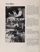 1950 Shortridge High School Yearbook Page 70 & 71