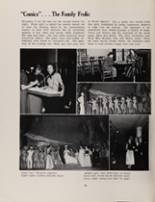 1950 Shortridge High School Yearbook Page 74 & 75