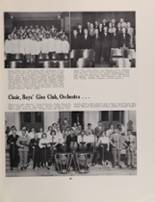 1950 Shortridge High School Yearbook Page 100 & 101