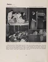 1950 Shortridge High School Yearbook Page 104 & 105