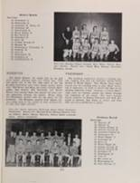 1950 Shortridge High School Yearbook Page 116 & 117