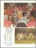 1981 Lowndes High School Yearbook Page 10 & 11