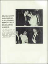 1981 Lowndes High School Yearbook Page 20 & 21