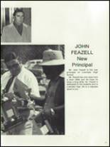 1981 Lowndes High School Yearbook Page 24 & 25
