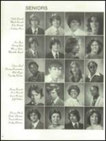 1981 Lowndes High School Yearbook Page 40 & 41
