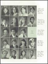 1981 Lowndes High School Yearbook Page 44 & 45
