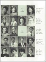 1981 Lowndes High School Yearbook Page 46 & 47