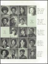 1981 Lowndes High School Yearbook Page 48 & 49