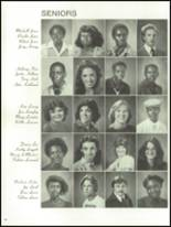 1981 Lowndes High School Yearbook Page 50 & 51
