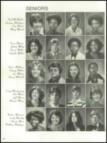 1981 Lowndes High School Yearbook Page 52 & 53