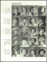 1981 Lowndes High School Yearbook Page 58 & 59
