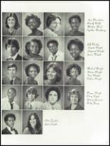 1981 Lowndes High School Yearbook Page 60 & 61