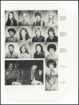 1981 Lowndes High School Yearbook Page 64 & 65