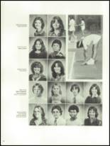 1981 Lowndes High School Yearbook Page 68 & 69