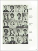 1981 Lowndes High School Yearbook Page 70 & 71