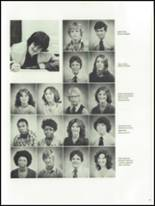1981 Lowndes High School Yearbook Page 74 & 75
