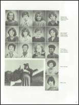 1981 Lowndes High School Yearbook Page 76 & 77