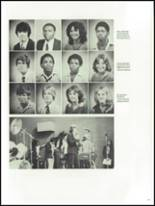 1981 Lowndes High School Yearbook Page 80 & 81