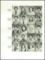 1981 Lowndes High School Yearbook Page 82 & 83