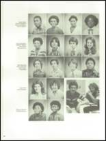 1981 Lowndes High School Yearbook Page 84 & 85