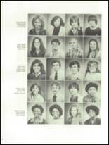 1981 Lowndes High School Yearbook Page 88 & 89