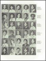 1981 Lowndes High School Yearbook Page 92 & 93
