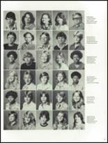 1981 Lowndes High School Yearbook Page 94 & 95