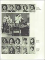 1981 Lowndes High School Yearbook Page 100 & 101