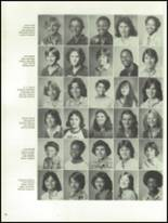 1981 Lowndes High School Yearbook Page 102 & 103