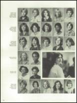 1981 Lowndes High School Yearbook Page 104 & 105