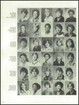 1981 Lowndes High School Yearbook Page 106 & 107