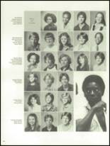 1981 Lowndes High School Yearbook Page 108 & 109