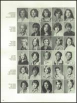 1981 Lowndes High School Yearbook Page 110 & 111